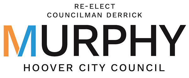 Derrick Murphy for Hoover City Council